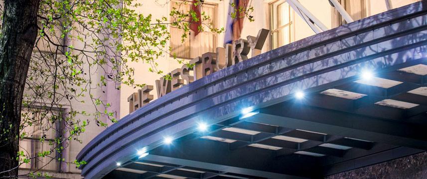 The Westbury Hotel - Sign