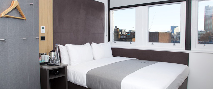 The Z Hotel City - Guestroom