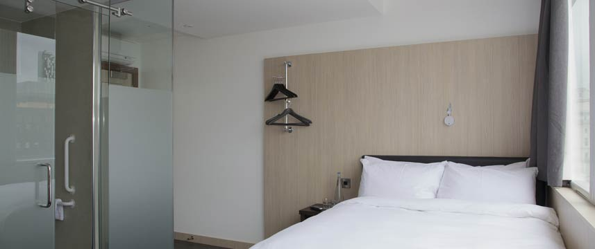 The Z Hotel Liverpool - Accessible Double