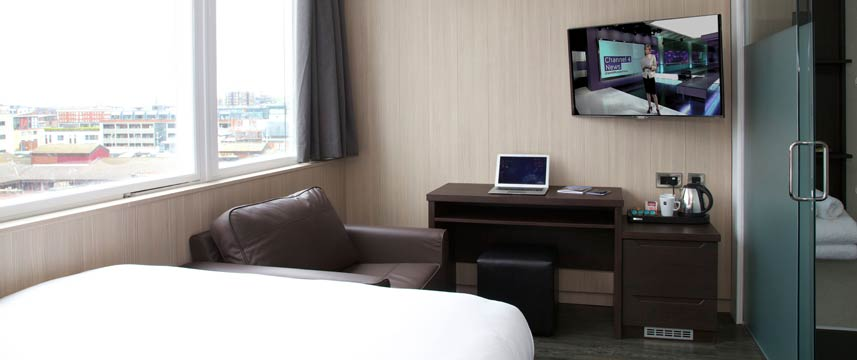 The Z Hotel Liverpool - Accessible Room