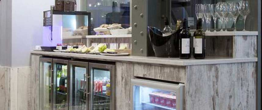 The Z Hotel Shoreditch - Cafe Selection
