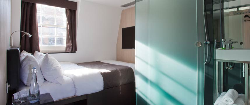 The Z Hotel Soho - Double Bed Room
