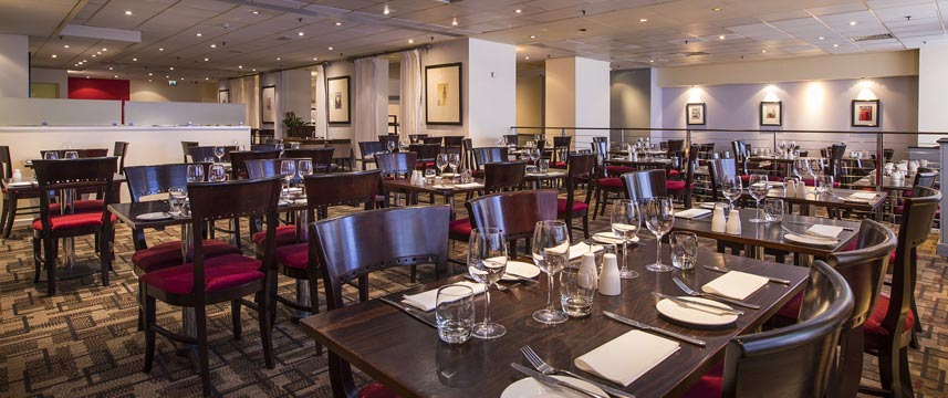 Thistle Barbican Shoreditch - 120 Central Brasserie