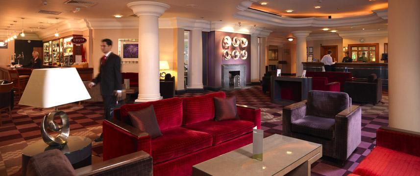 Thistle Brands Hatch - Lobby