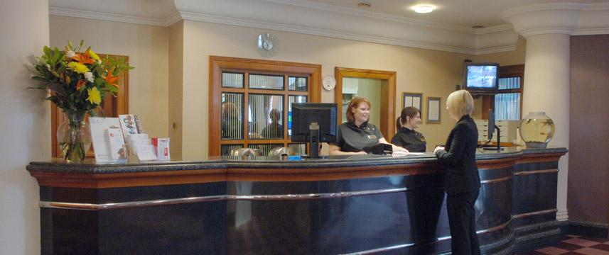 Thistle Brands Hatch - Reception