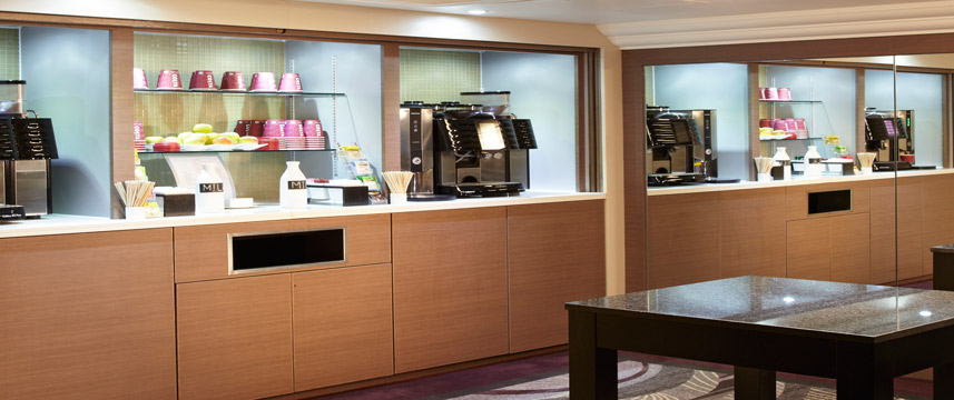 Thistle Euston - Coffee Hub