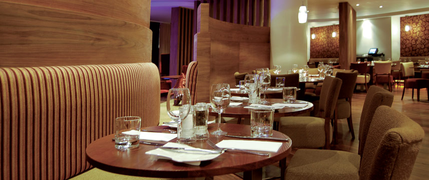 Thistle Euston - Restaurant seating