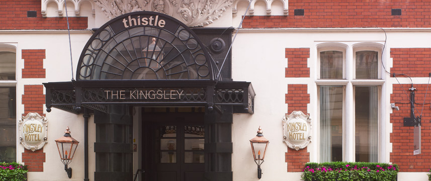 Thistle Holborn, The Kingsley - Entrance