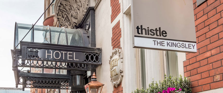 Thistle Holborn -  The Kingsley Exterior Facade