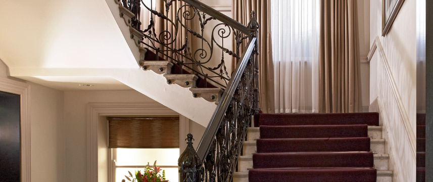 Thistle Holborn, The Kingsley - Staircase