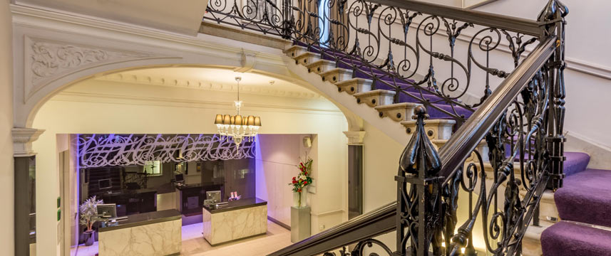 Thistle Holborn -  The Kingsley Stairway