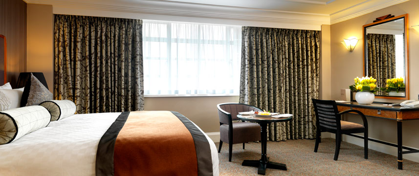 Thistle Marble Arch - Deluxe Double Room