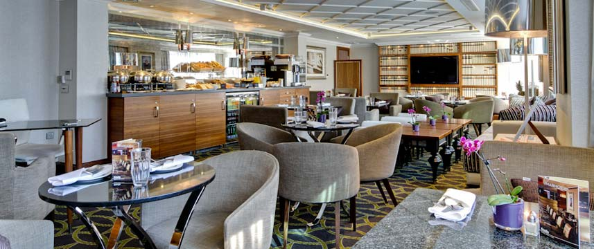 Thistle Marble Arch - Executive Lounge 2