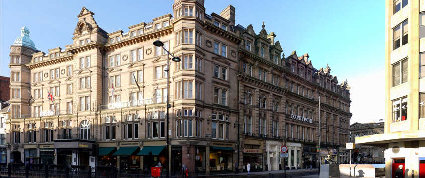 County Hotel Newcastle Reviews