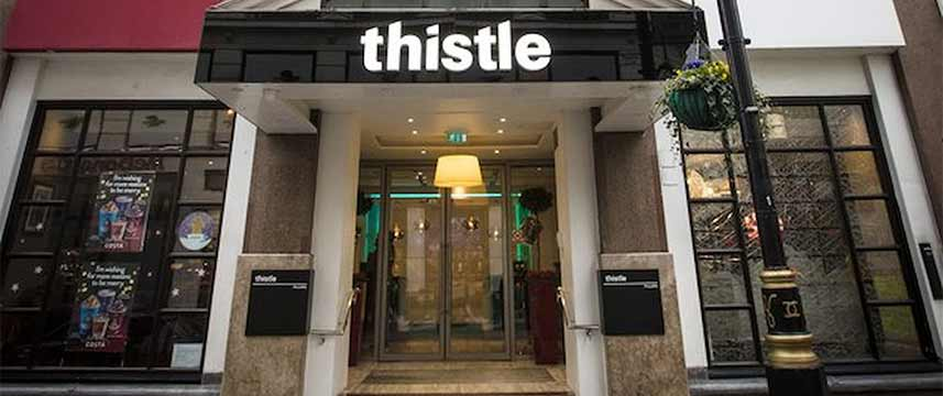 Thistle Piccadilly - Entrance