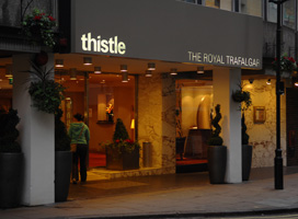 Thistle Trafalgar Square, The Royal Trafalgar