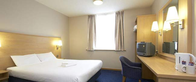 Travelodge Galway City - Double Room