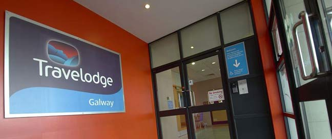 Travelodge Galway City - Entrance