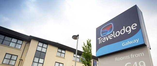 Travelodge Galway City - Exterior