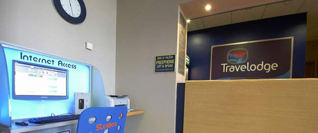 Travelodge Galway City - Reception