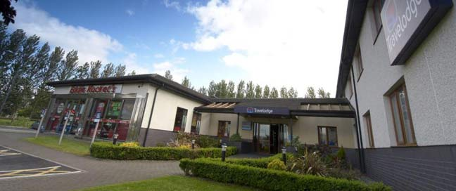 Travelodge Limerick - Exterior