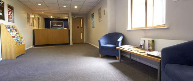 Travelodge Limerick - Lobby
