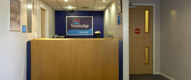 Travelodge Limerick - Reception