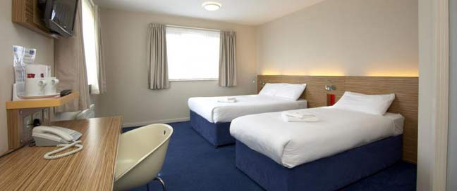 Travelodge Limerick - Twin Room