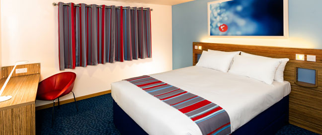 Travelodge Stratford - Double