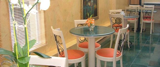 Troy Hotel - Restaurant