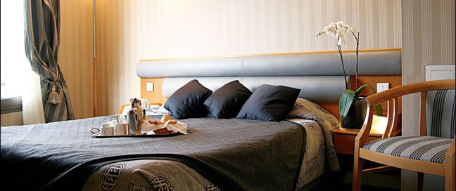 Villa Luxembourg - Double Bed