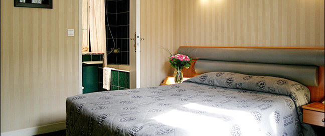 Villa Luxembourg - Double Room