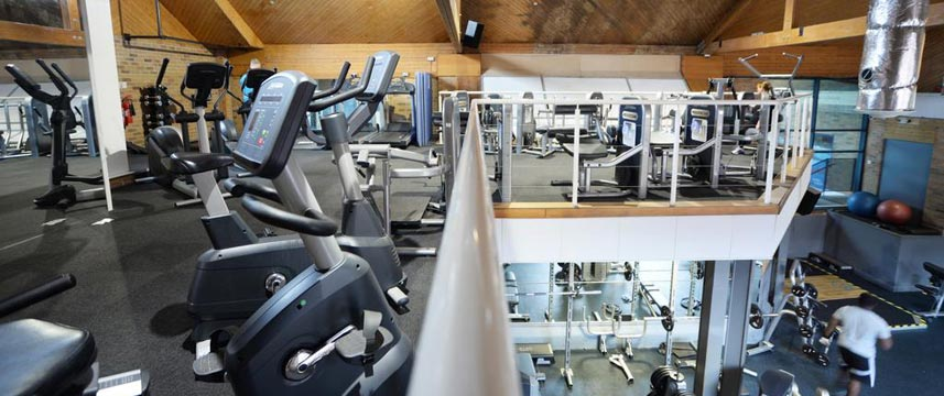 Waterside Hotel and Leisure Club - Fitness Gym