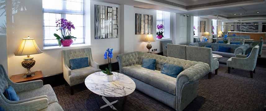 Wellington Hotel by Blue Orchid - Lounge Seating