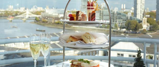 Wyndham London - Afternoon Tea