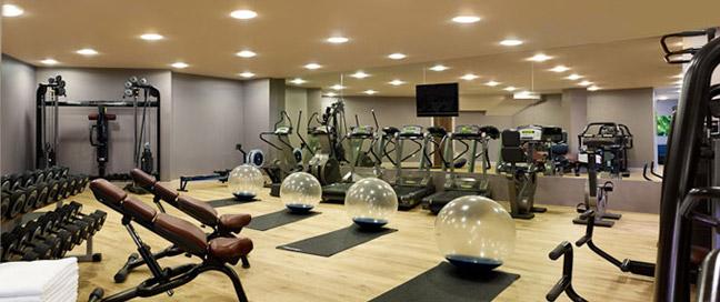 Wyndham London - Gym