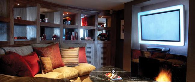 Wyndham London - Living Room