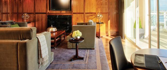 Wyndham London - Suite Lounge
