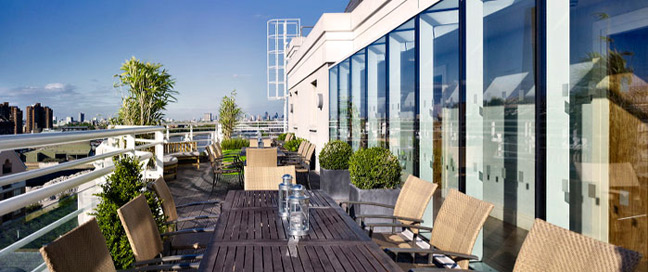 Wyndham London - Terrace