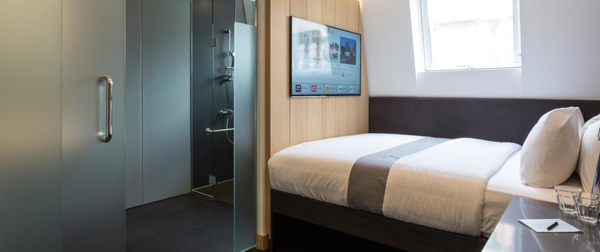 Z Hotel Tottenham Court Road - Accessible Queen Room