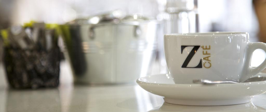 Z Hotel Tottenham Court Road - Z Cafe