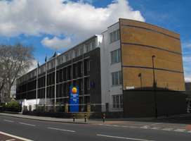 Comfort Inn Vauxhall