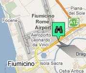 Airport in italy map jpg bergamo