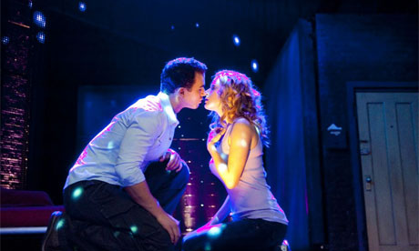Ghost The Musical at the Piccadilly Theatre