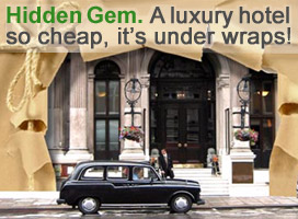 4 star deluxe below Covent Garden