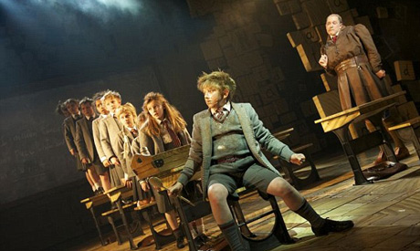 Matilda the Musical at the Cambridge Theatre