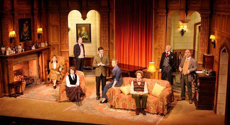 Mousetrap at the St Martins Theatre
