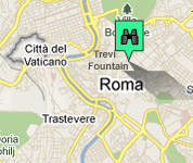 Rome airports closest to city