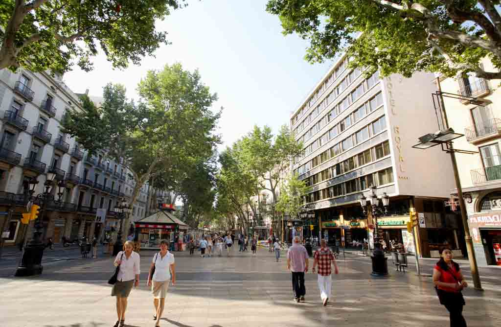 Royal Ramblas