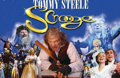 Scrooge at the London Palladium